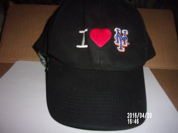 BRAND NEW I LOVE NY NEW YORK METS CAP HAT