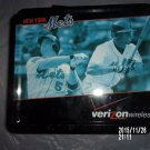 NEW YORK METS SHEA STADIUM VERIZON LUNCHBOX WRIGHT REYES MARTINEZ BELTRAN