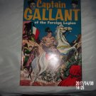 VINTAGE CAPTAIN GALLANT COMIC BOOK