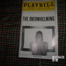2007 THE OVERWHELMING ROUNDABOUT AT LAURA PELS THEATRE PLAYBILL