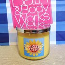 Bath & Body Works Slatkin & Co. SUN KISSED BLOSSOM Scented Candle, 4.0 oz