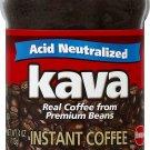 Kava Acid-Neutralized Instant Coffee, 4-Ounce