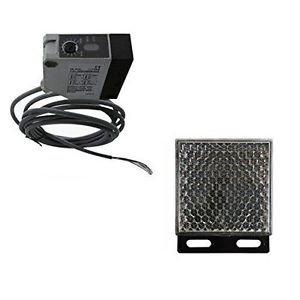 Aleko LM104 Reflective Photo Cell Infrared Sensor Photo Eye Beam Gate Operators