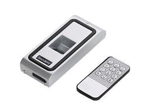 SecuKey F2 Metal Waterproof Biometric Fingerprint Access Controller RFID Reader
