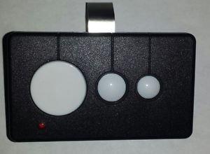 NSEE SL623 3 Button Remote Control Visor Clip, SL600AC & PY600AC Gate Operators