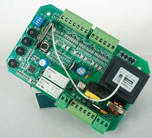 NSEE SL600AC Replacement Soft Start & Slow Stop Control Board Slide Gate Openers