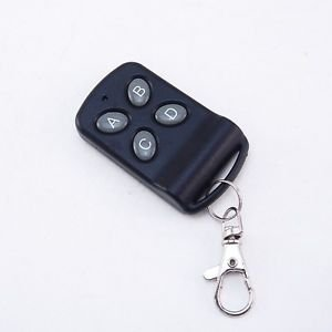 MultiCode 1537 315Mhz 4 Button Remote Control Transmitter Gate, Garage Openers