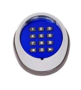 Aleko LM172 433.92MHz Wireless Keypad Driveway Accessories Gate Door Openers