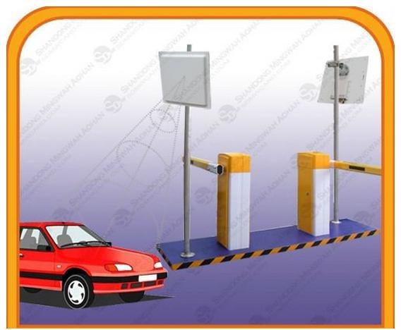 IP65 UHF RFID Long Range Card Reader Wiegand 26bit Parking System Access Control