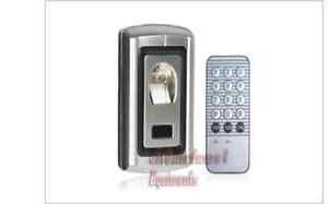 Sinoli F007 Metal Case Anti-Vandal Biometric Fingerprint Access Remote Control