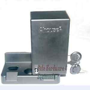 Aleko LM149 LM148 24V DC Heavy Duty Automatic Electric Gate Lock Swing Operators