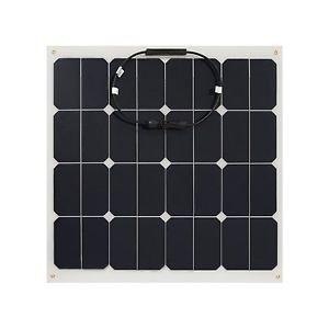 Renogy RNG-50DL 50W 12V Monocrystalline Lightweight Solar Panel MC4 Flexible