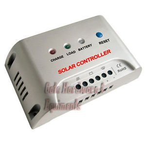 Solarparts MPPT20-1 DC 12-24V 20A Automatic Solar Cell Charger Controller System