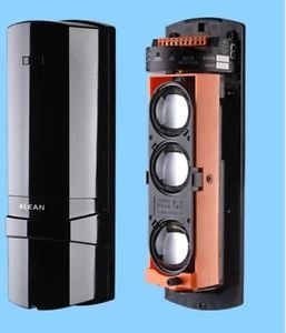 ABE100 Photo Infrared 3 Beams Barrier Sensor Wall/Window Intrusion Alarm System