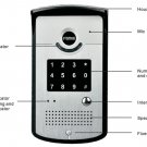 NSEE i20T Intercom Control Cellbox PBX SIP Door Phone w/ Doorbell Lighted Keypad