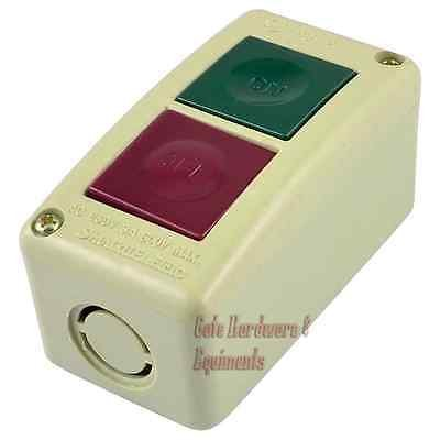 NSEE PBS-2 ON-OFF Momentary Contact Two Button Push Control Station Switch UL