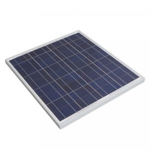 60W 18V Solar Panel Photovoltaic Ranch Module Gate Operator Automatic Energy Kit