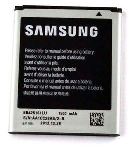 OEM EB425161LU Battery Samsung Galaxy S3 Mini I8190, Trend S7562, Ace 2 I8160