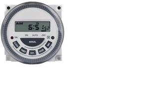 GTO Gate Timer 24V 24 Hours 7 Day Timer Mighty Mule Automatic Digital Timer