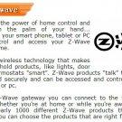TKB Home SM103 Smart Home Magnetic Door/Window Open/Close Sensor for Z-Wave