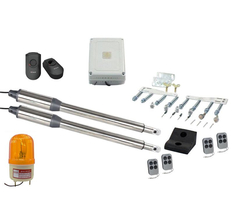 NSEE PKM-C01-4 500KG/1200LB Linear Actuator Double Duty Swing Gate Door Operator