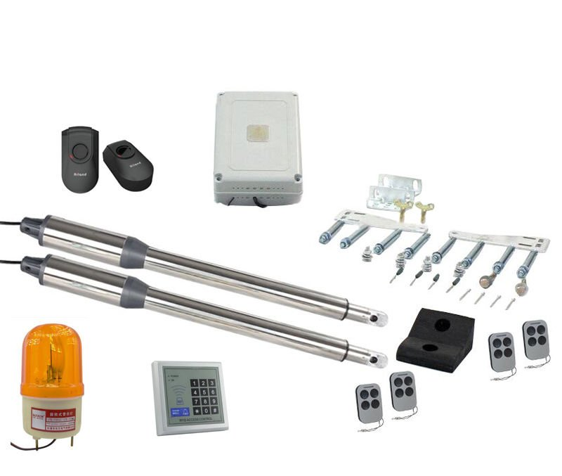 NSEE PKM-C01-5 500KG/1200LB Linear Actuator Double Duty Swing Gate Door Operator
