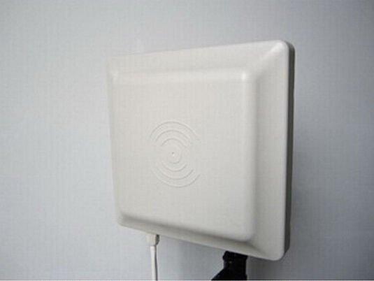 IP65 UHF RFID Long Range Card Reader TCP/IP RS232/RS485 Parking Access Control