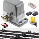 NSEE PY1800-9 1800KG/4000LBS Rack and Pinions Opener Slide Gate Door Operator