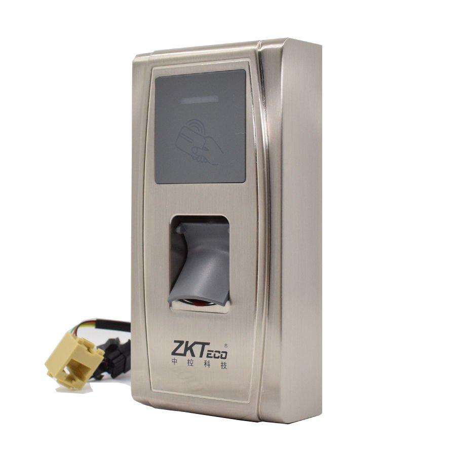 125KHZ RFID RJ45 TCP/IP Outdoor Fingerprint Gate Access Control Reader Sensor