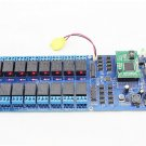 WiFi Ethernet 16 CH Relay Module Switch Board Home Automation SNMP, Web, IP, LAN