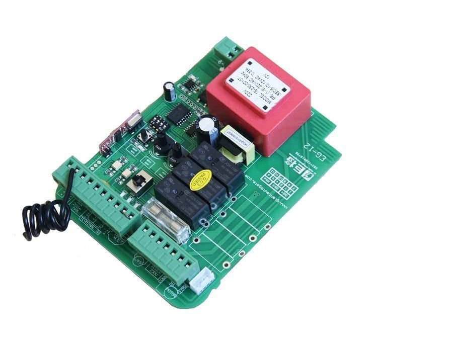 NSEE EG12 110/220V Circuit Control Board PCB Automatic Slide Gate Door Operator