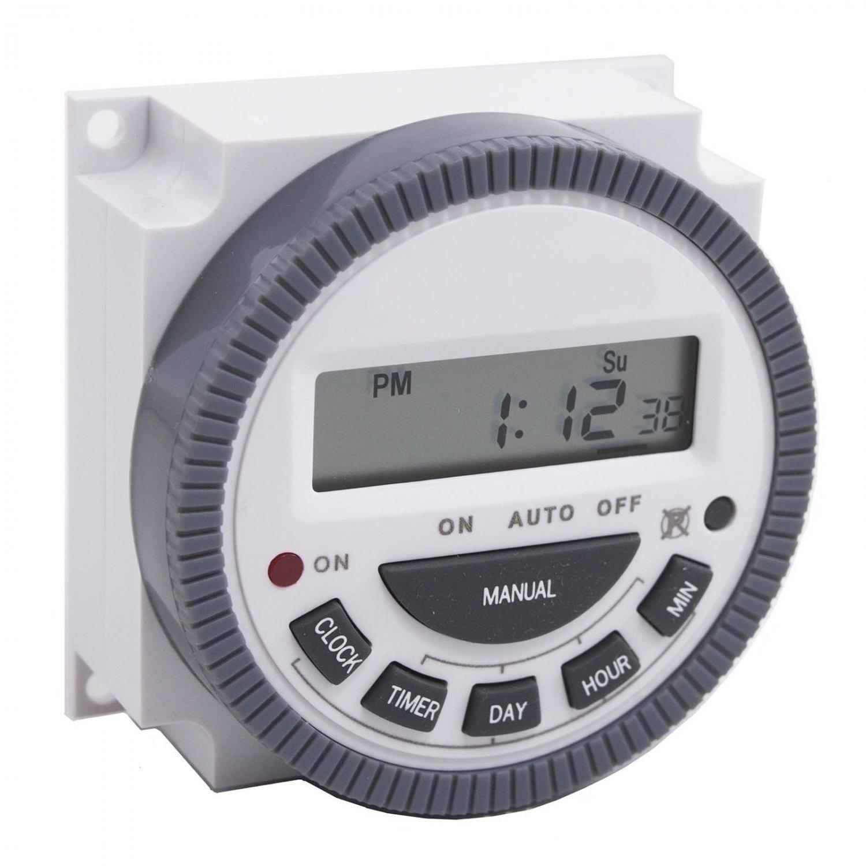 TM 6404 Series Digital Timer 12V for Apollo, US Automatic, Patriot GTO Operators
