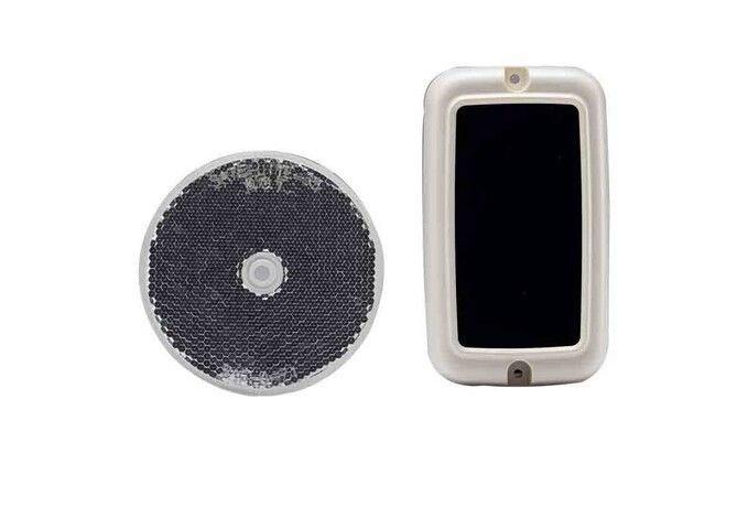 NSEE TDLK 12/24V 5m/16ft Active Infrared Reflective Single Beam Photocell Sensor