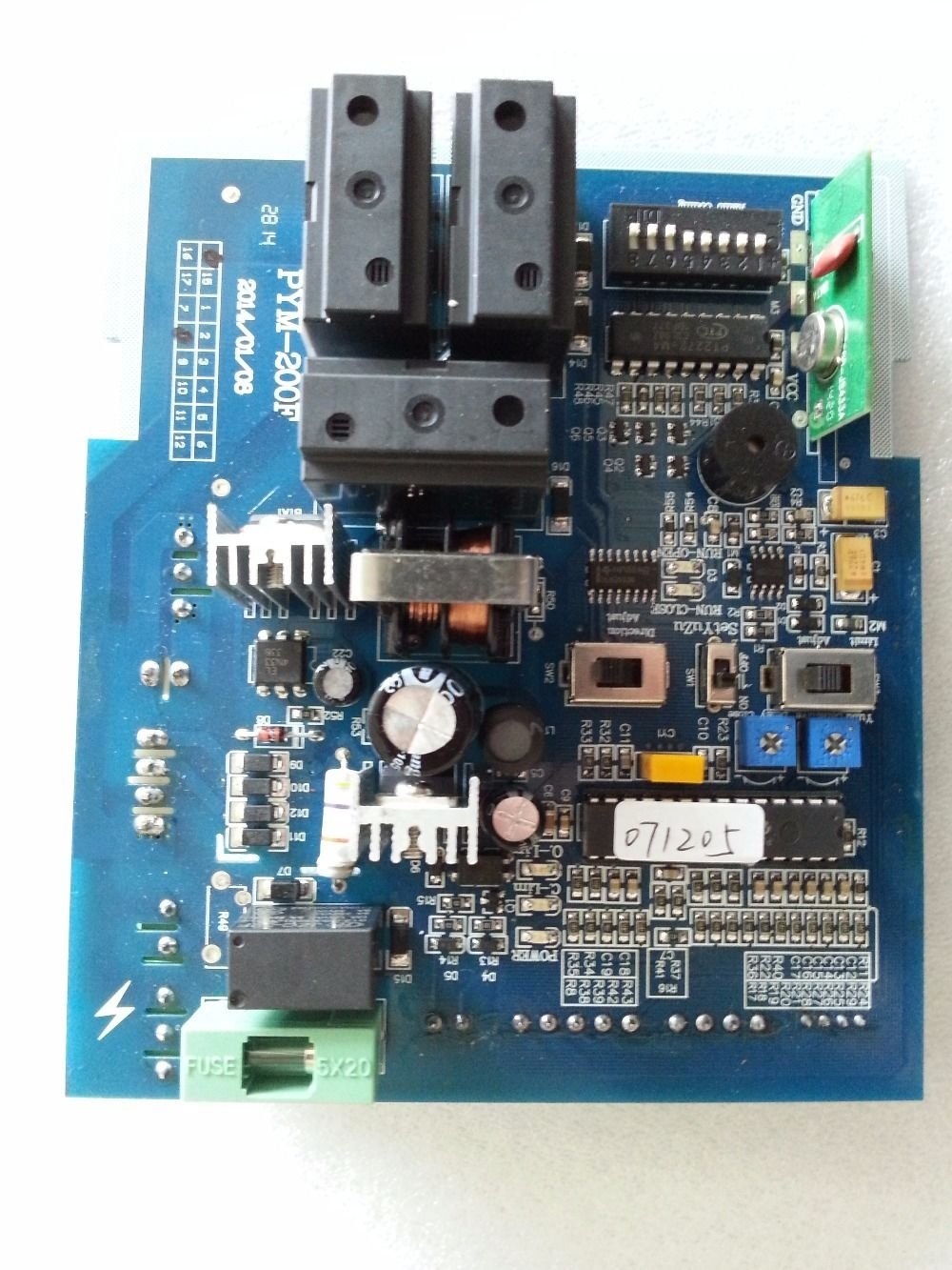 NSEE PYM-200F Circuit Control Board PCB for Slide Gate Door Operator for PY1800