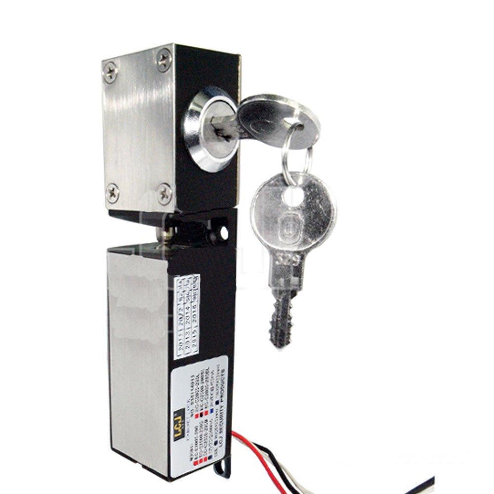 EC2000-290S 300KG 12V DC Electric Magnetic Mortise Door Gate Lock Shelf/Cabinet