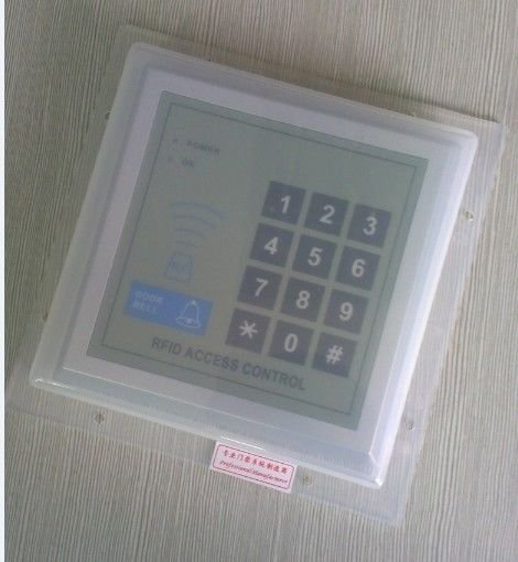 ABS Rain Proof Cover Outdoor Enclosure for K2000 500 User 125KHz RFID Reader
