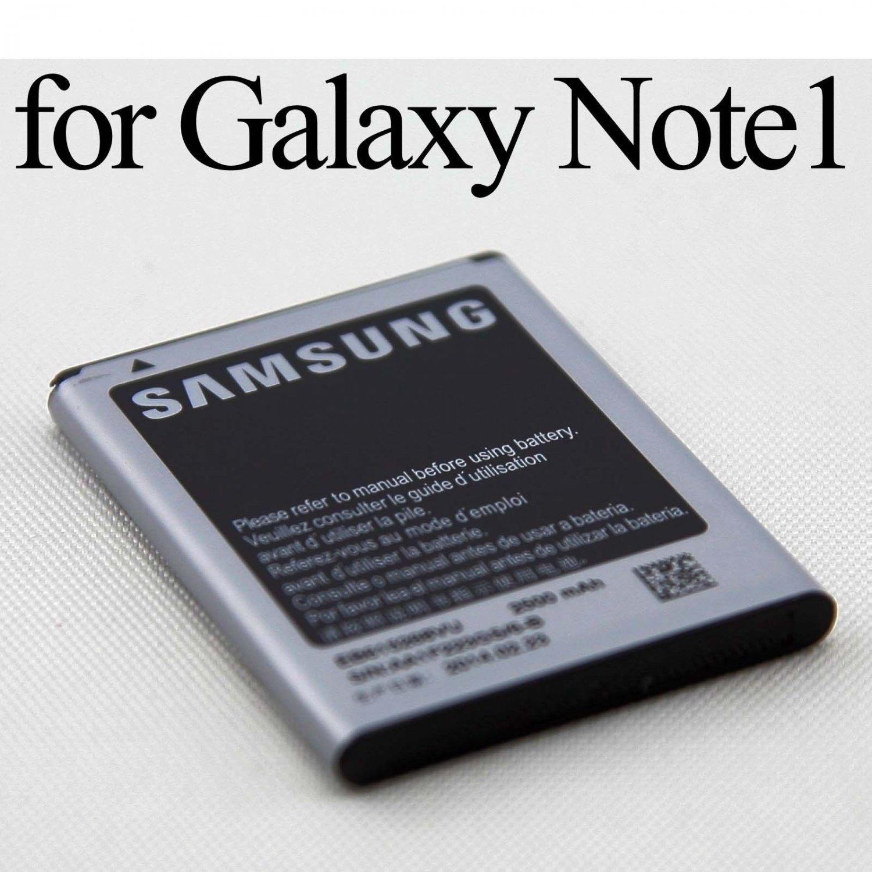 Battery Samsung Galaxy Note1 i9220 I717 T879 GT Grade N7000 EB615268VU 2500mAH