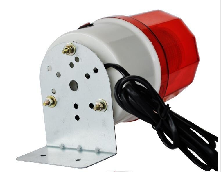 Aleko LM140B Wall Bracket for Strobe Alarm Warning Light Lamp Siren Gate Opener