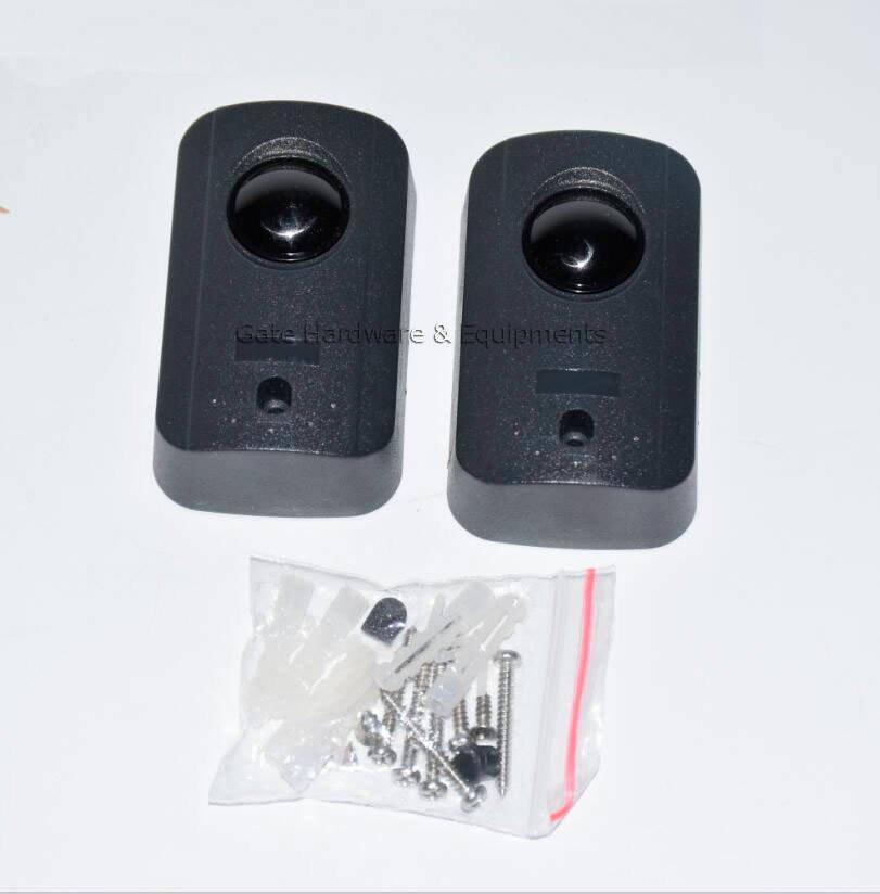 NSEE 15m/50ft 12/24V AC/DC Infrared Photoeye Beam Sensor Slide Gate Door Opener