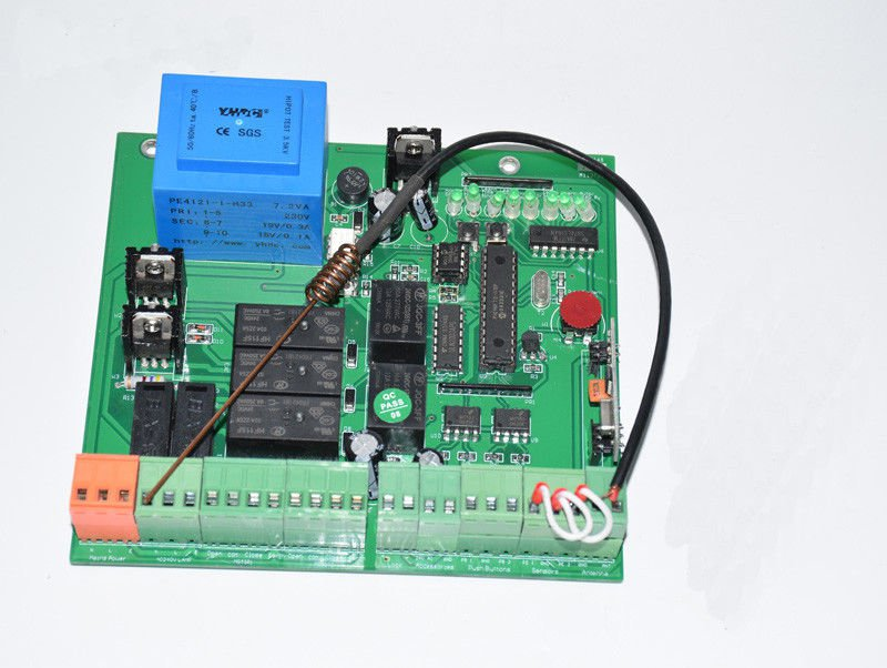 PYE-15B 220V AC Universal Control Board Single, Double Arms Swing Gate Openers