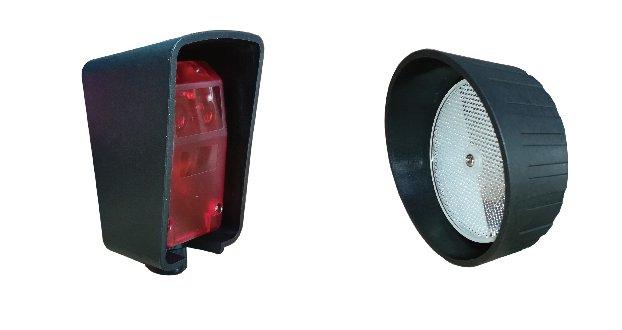 Lockmaster LM104A 10m/33ft Retro Reflective Photocell 12/240V DC/AC Beam Sensor
