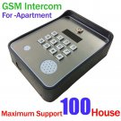 NSEE GSAPT GSM 12/24V Quad Band Intercom System Access Control Gate Door Opener