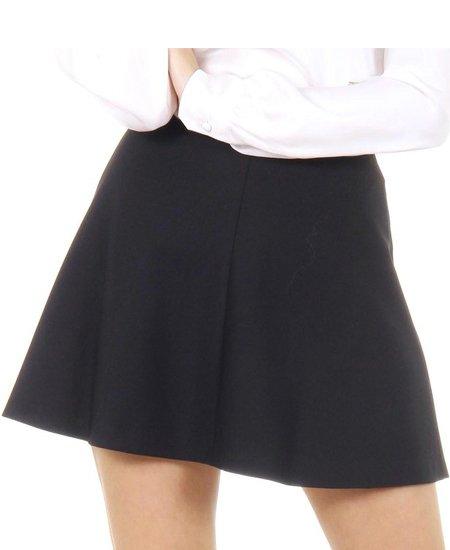 34 Size Black Valentino ladies skirt for fashionable girls