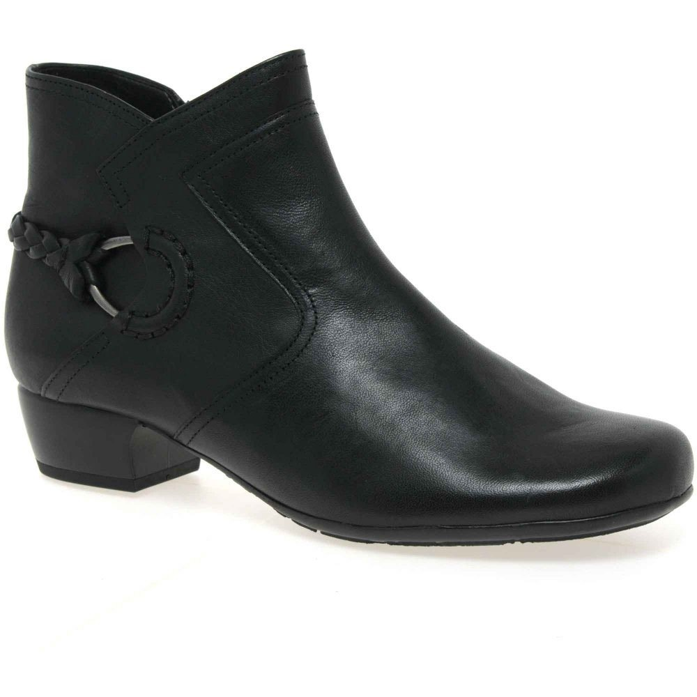 Taichi Ladies Leather Groove Boots for Active women