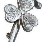 Shamrock Irish Kilt Pin, Sporrans Hoses Kilts Accessory