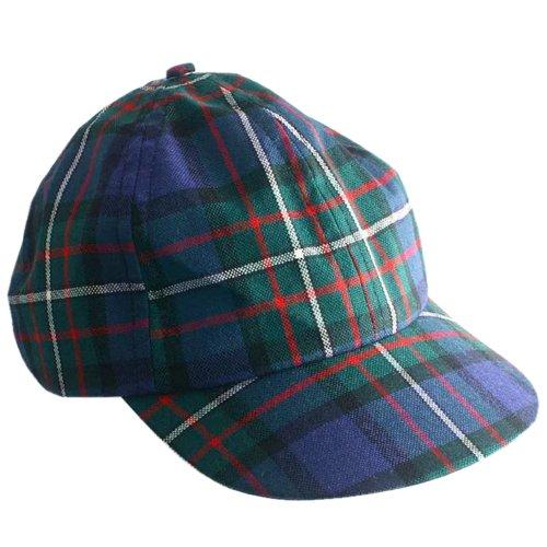 Pride of Scotland Tartan Baseball Golf Cap
