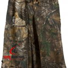 48 Size Real Tree Camo Tactical Duty Utility Kilt With Cargo Pockets