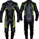Men Black Motorcycle Biker Racing Leather Suit Leather Jacket Pants For Bikers