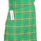 44 Size Irish Traditional Tartan Kilts 5 Yard Tartan kilts Wedding Kilts Casual Kilts