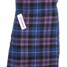 Size 46 Pride Of Scotland Traditional Tartan Kilts 5 Yard Tartan kilts Wedding Kilts